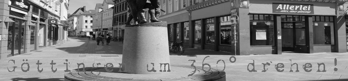 Göttingen um 360° drehen